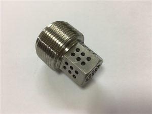 Gr5 титаниум завртки и сврзувачки елементи за Индустриски