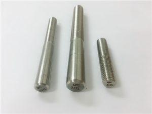 Бр.101-317L тркалезна шипка, прицврстувач за шипки со навој