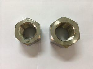 Бр.111-Производство на легура на никел A453 660 1.4980 хексадецитни ореви