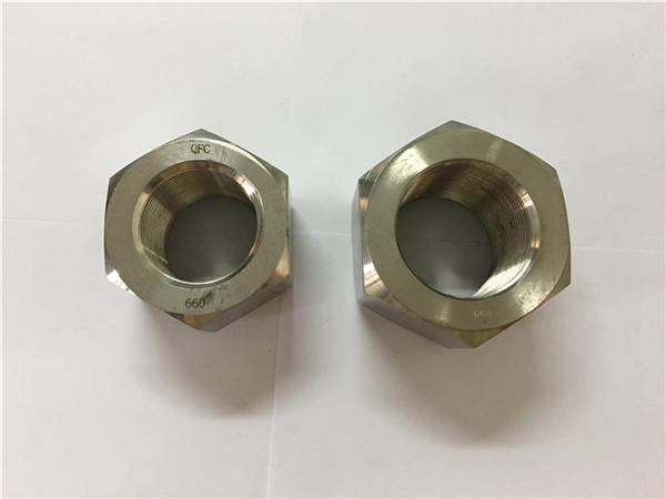производство на легура на никел a453 660 1.4980 хексадецитни ореви