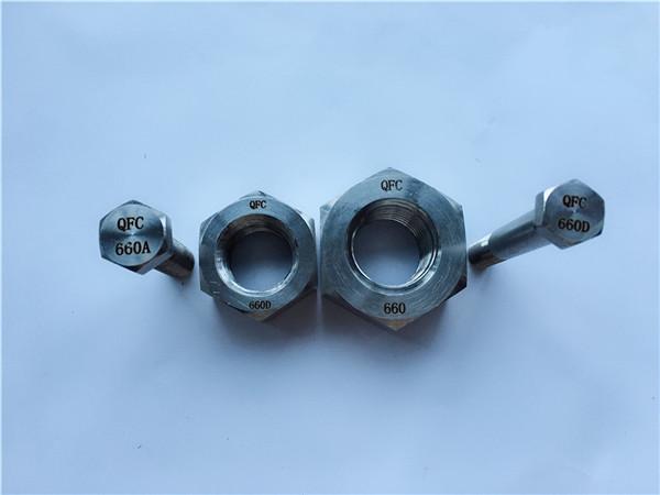 никел легура c22 en 2.4602 сите навојни завртки, навртки nus hastelloy c 276