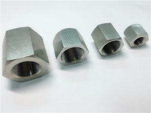 Бр. 31-Издржлива во употреба машинска женска нишка Hexagon орев од не'рѓосувачки челик