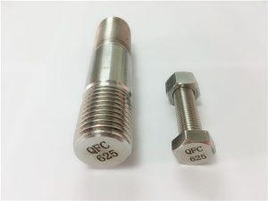 Бр.71-625 инканелни сврзувачки елементи во никел
