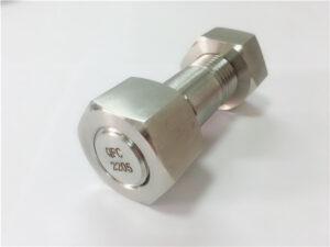 Бр. Дуплексот 2205 со висок квалитет, дуплекс, обетка од не'рѓосувачки челик
