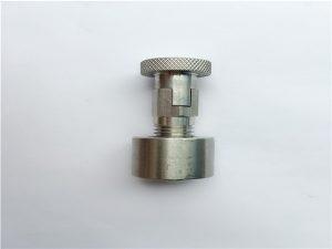 Бр.95-SS304, 316L, 317L SS410 Завртка за превоз со тркалезна навртка, нестандардни сврзувачки елементи