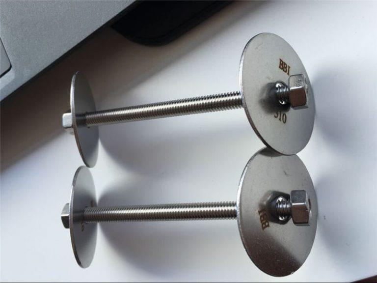 сврзувачки елементи ss310 / ss310s astm f593, завртки за нерѓосувачки челик, ореви и мијалник