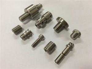 Ti6Al4V Gr.5 прицврстувач на титаниум од hlmet din ISO asme