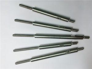 cnc прецизни обработувачки елементи за врзување од не'рѓосувачки челик