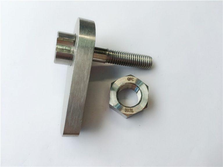 сопствени CNC струг, нестандардни сврзувачки елементи