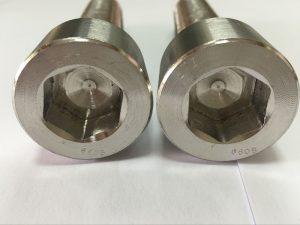 Производители на прицврстувачи DIN 6912 завртката за глава на приклучок за титаниум шестоаголник
